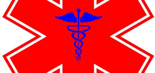 Health-pictogram-red-caduceus-logo-Medical-Hospital