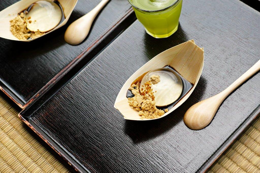 Water-Cake-水麻糬-水信玄餅-金精軒