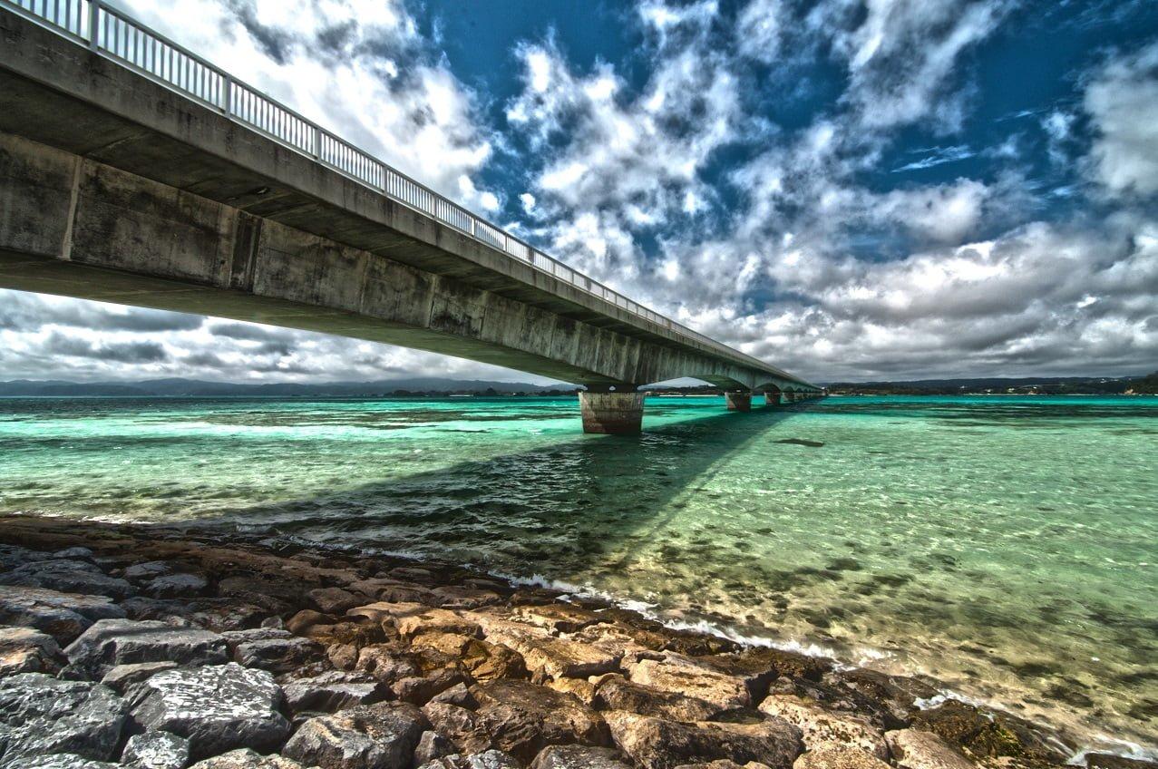 沖繩-海-古宇利大橋-日本-Okinawa-Japan-Sea-Vedfolnir.jpg