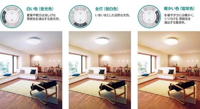 Panasonic-LED-Light-6500K-3000K-Mix