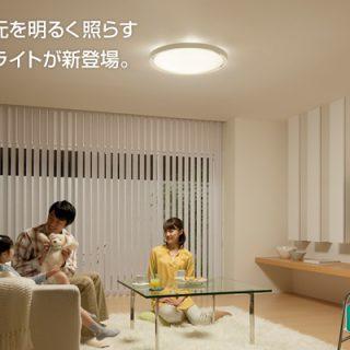 Panasonic-Led-Light-Econavi-Home-Light