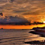 Tamsui-Sunset-Sea-淡水-夕陽-海-Vedfolnir