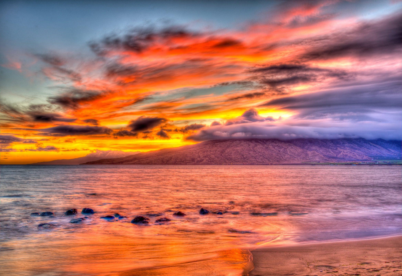 Photography-Hawaii-Sunset-Peterliuphoto