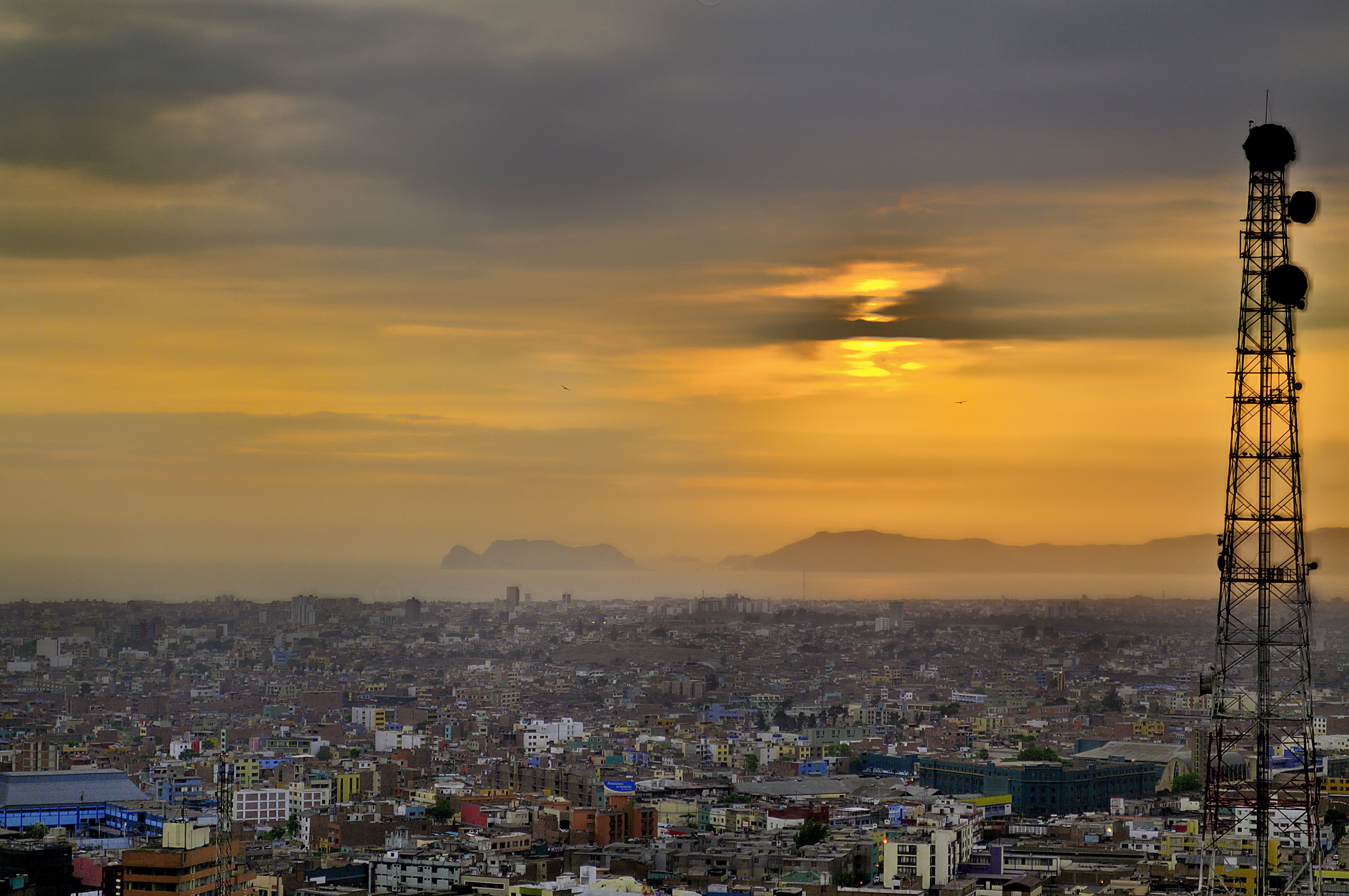 Photography-Sunset-Lima-Peru-Andrewhowson