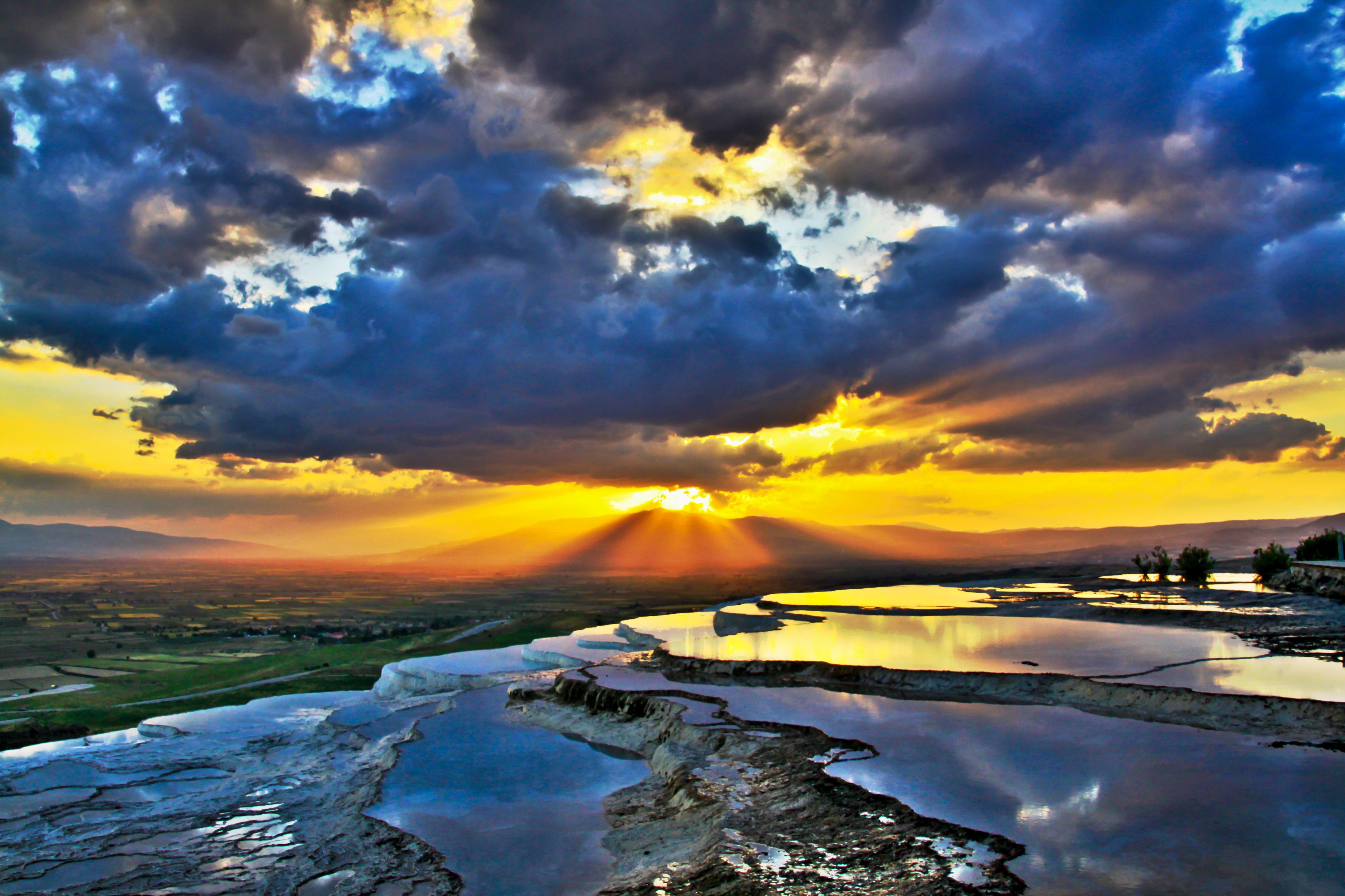 Photography-Sunset-Pamukkale-Turkey-Northshorephotography