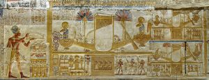 Abydos_Temple of Seti I_Chapel of Amun-Ra_Pano