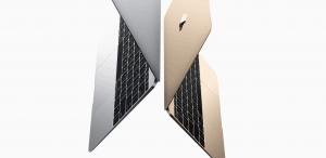 Apple-2015-Macbook-Sliver-Golden-Keyboard