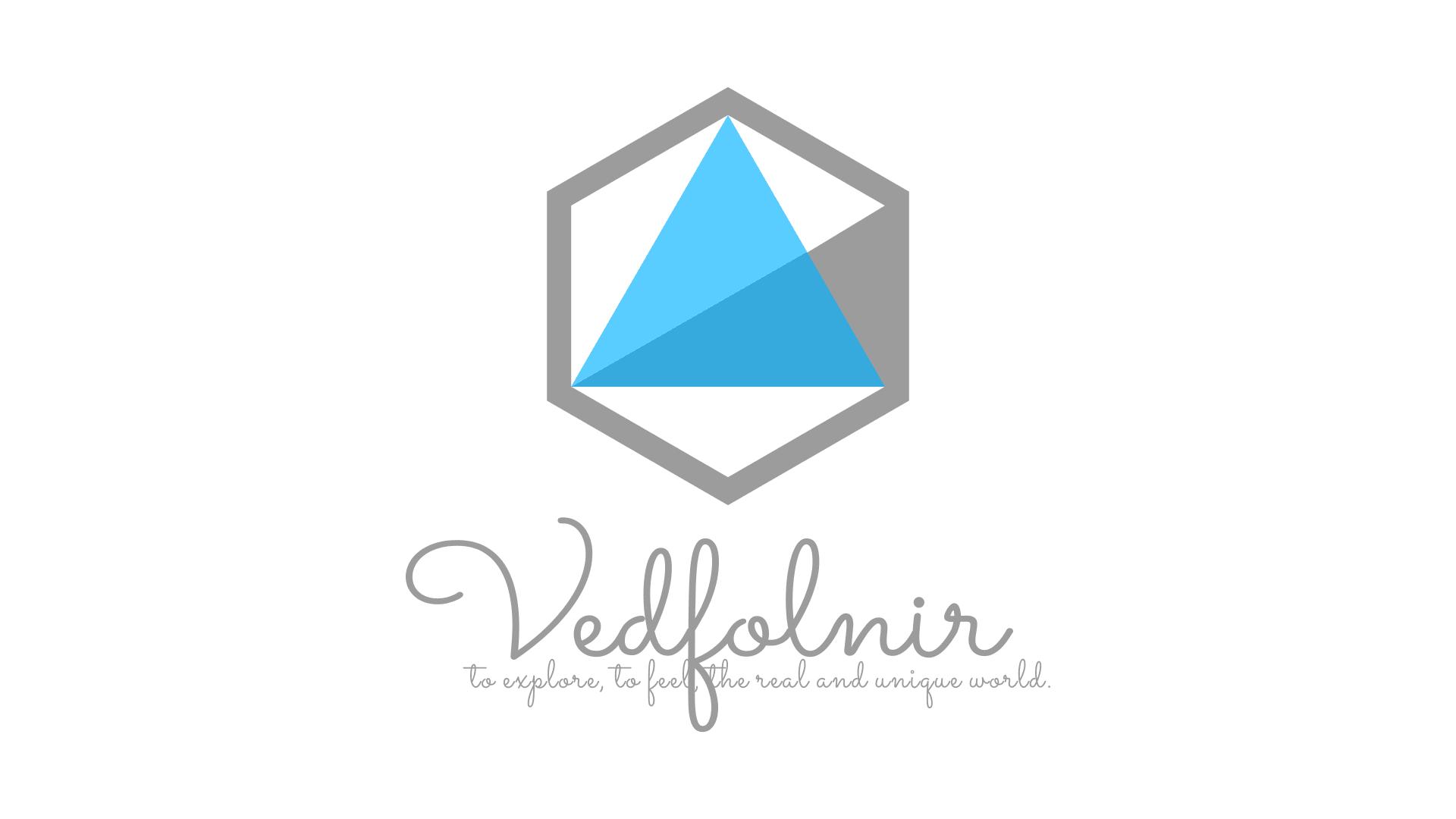 Vedfolnir Logo Design
