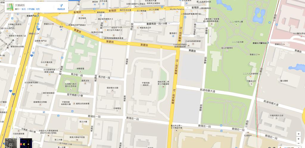 Google PACMAN Maps 2015 Google 愚人節來襲!史上最強小精靈 PAC-MAN 超大迷宮地圖