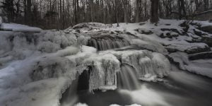 Icy Rock Brook 5