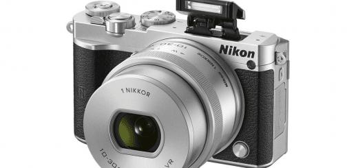 Nikon-1-J5-Camera-Frontal-View