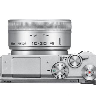 Nikon-1-J5-Camera-Top-View