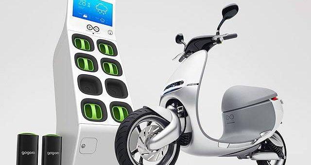Gogoro-motorcycle