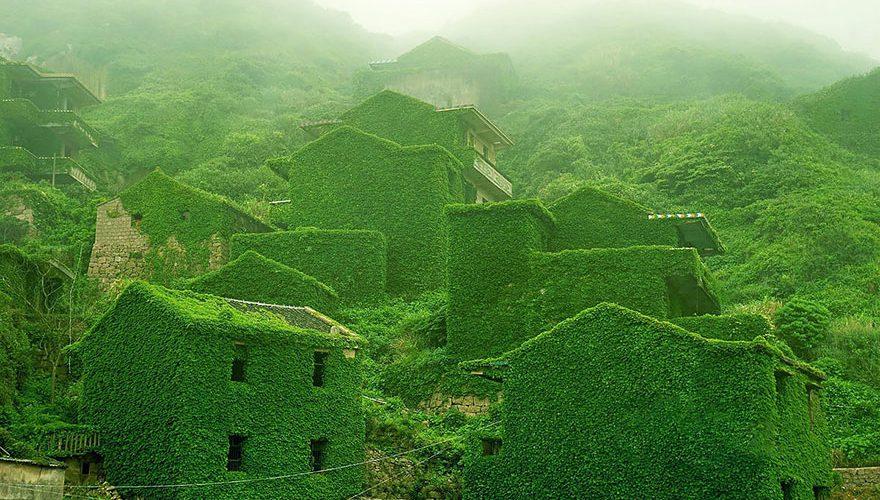 abandoned village zhoushan china 100 嵊泗美景:中國大陸長江流域上最美麗的小島聚落