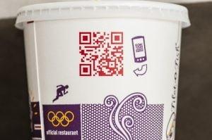 Mcdonalds-QR-Code-麥當勞-飲料杯