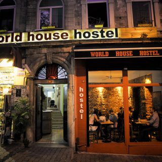 world house hostel