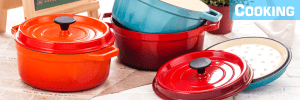 法式經典鑄鐵琺瑯鍋