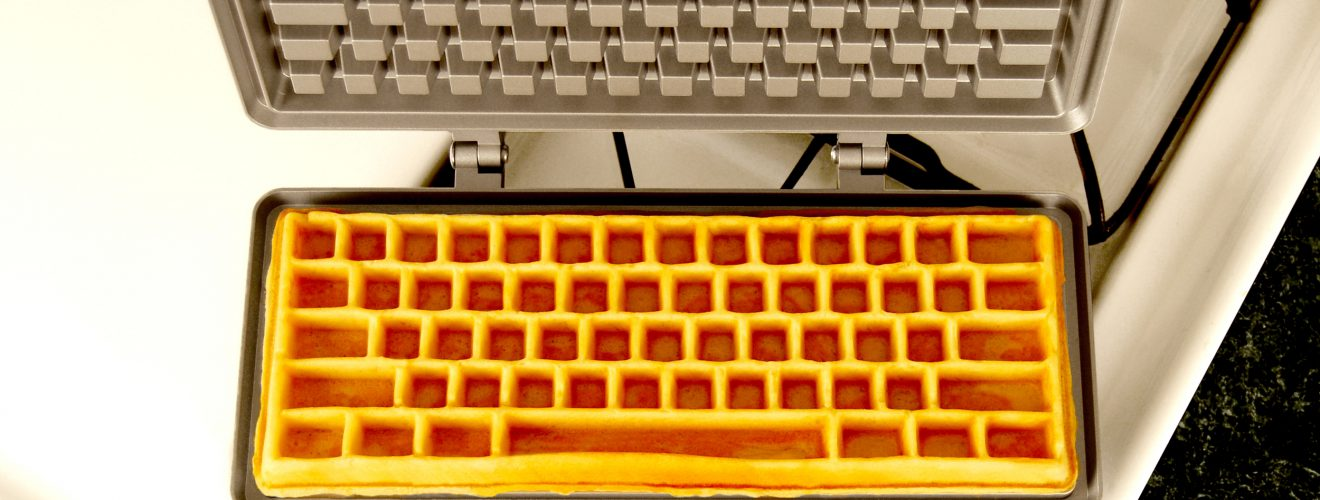 Keyboard_Waffle_Iron_form_follows