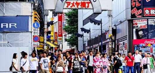 Japan_Ameya_Yokocho_shopping_street
