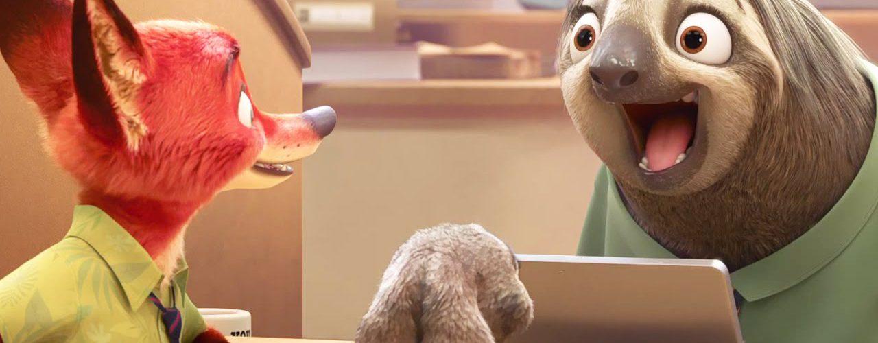 Movie-ZOOTOPIA-Sloths