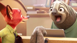 Movie-ZOOTOPIA-Sloths