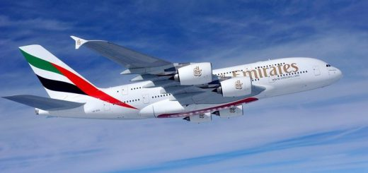 阿聯酋航空 A380(credits: 阿聯酋航空)