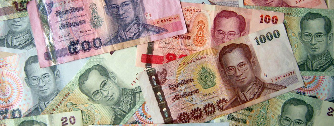 Thailand-Thai-baht-Currency-泰銖-泰幣-泰國-外幣-貨幣