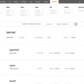 VestaCP-Server-Control-Panel-WebGUI