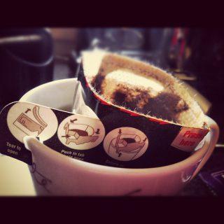 Cup filter coffee bags 咖啡狂想曲:一天一杯咖啡,讓醫師遠離你?
