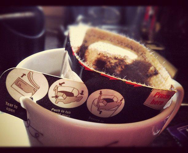 食藥署打臉江守山有毒物質論,濾掛式咖啡濾袋材質檢驗報告出爐 Cup filter coffee bags