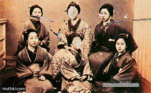 長崎的市井女性