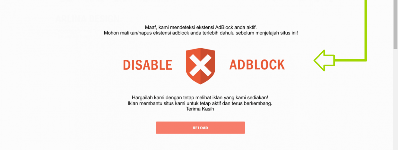 Anti AdBlock Chrome browser Disable Program 拒用 AdBlock Plus 廣告攔截程式 3 點理由(Google Chrome、Firefox適用)