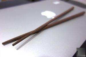 木質筷子(攝影/林金亮)