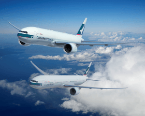 cathay_pacific_airplane_aircraft_sky