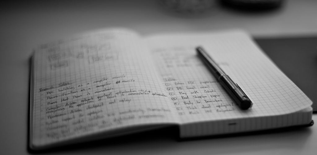 research flickr pen notebook VimWiki:用Vim 撰寫個人 WIKI 日誌/電腦軟體教學