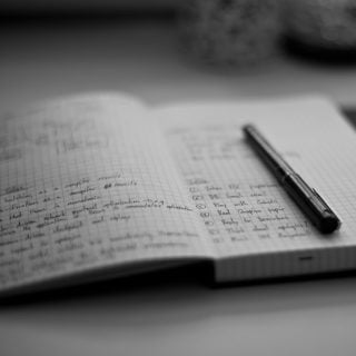 research flickr pen notebook 《再給我一天》讀後感心得(好書推薦)