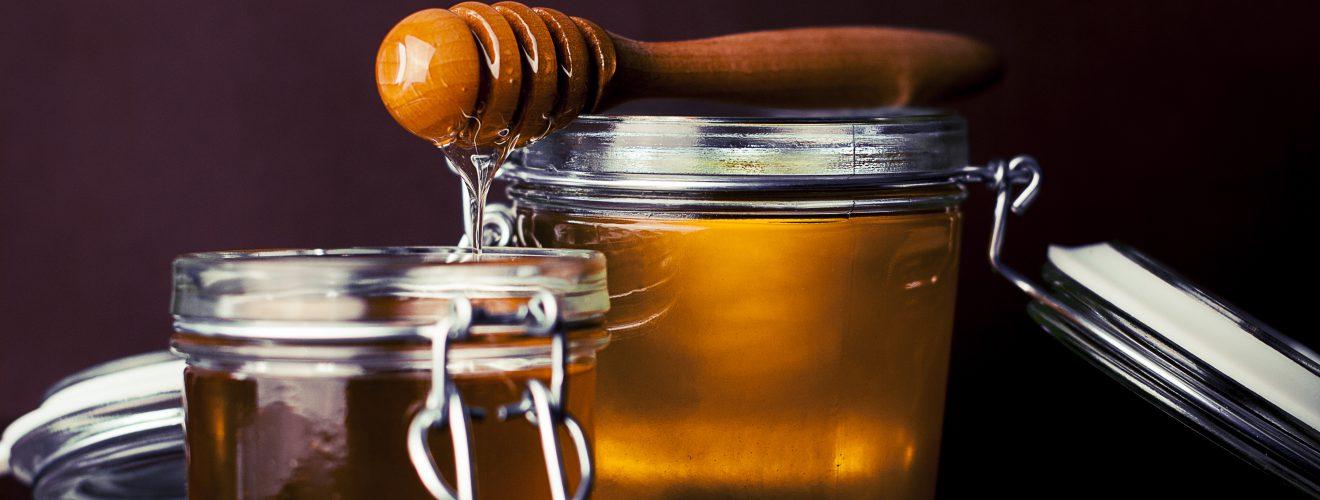 spoon honey jar 20161101 真假蜂蜜安心購買!食安專家教你辨識假調和蜜與真蜂蜜差異