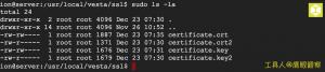 Linux-Ubuntu-VestaCP-SSL-certificate-crt-key