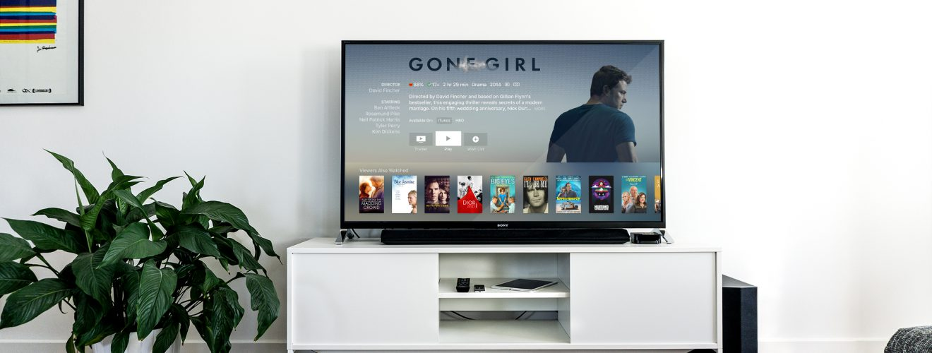 black flat screen tv on white wooden tv rack in living room design 從鴻海便當「Bandott」官網學習網頁設計常見「路徑」設定錯誤
