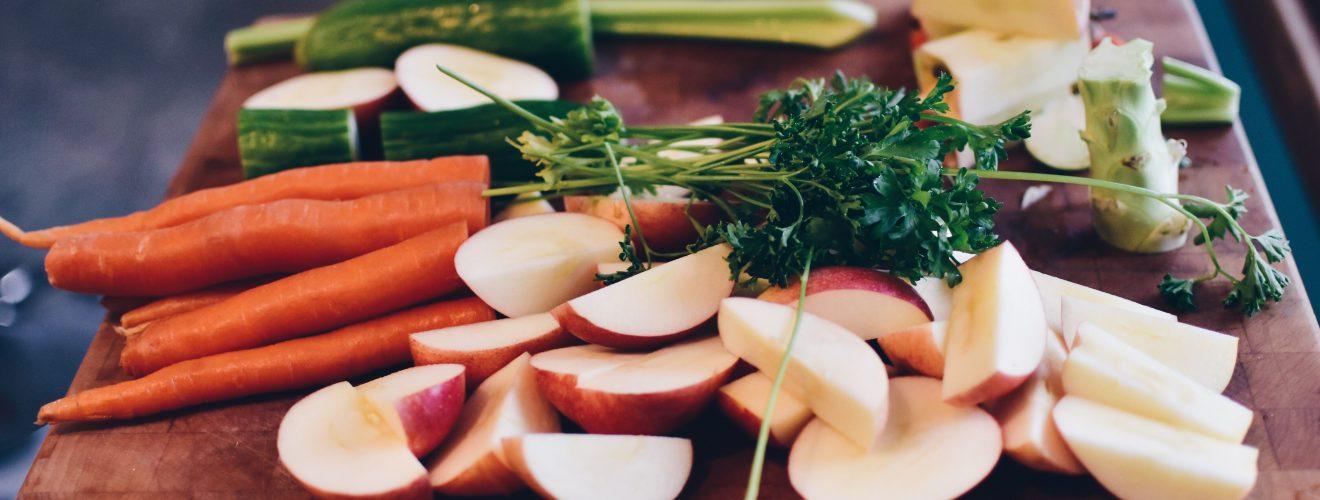 美食與健康/謹慎選購即食生鮮蔬果 避免禍從口入 fresh vegetable fruit 20161204
