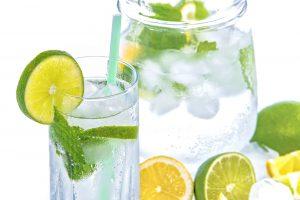 mineral water lime ice mint 20161213 旅行與健康/旅館住宿別怕浪費水,讓水龍頭舊水先流乾淨可預防疾病(退伍軍人症)