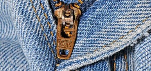 zipper pants jeans clothing 20161221 裁縫教學/買布的陷阱 布行不告訴你的秘密