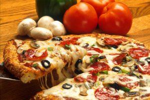 vegetables italian pizza restaurant good food 106(2017)農曆新年與除夕,必勝客比薩、達美樂比薩和拿坡里比薩門市營業時間和餐點外送規定