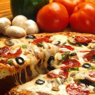 vegetables italian pizza restaurant good food 吃黑補黑,吃黑色食物可烏髮、保健補氣更抗早衰?