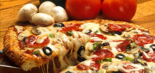 vegetables italian pizza restaurant good food 閒聊電影:義大利《甜點大廚》的乏味食物其實挺不錯