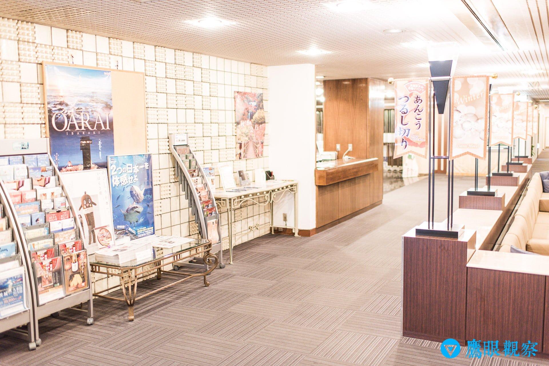 Travel Oarai Hotel in Ibaraki Prefecture Japan 61 日本茨城縣/東茨城/大洗飯店(大洗ホテル)/旅館推薦與住宿旅遊心得分享