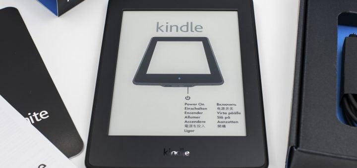 Amazon Kindle Machine Pack Kit Amazon Kindle 電子閱讀器特價 49 美金,黑色星期五 Black Friday 優惠促銷專案