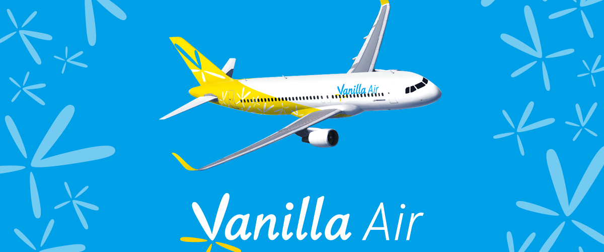 Vanilla Air Aircraft Japan 【日本旅遊】飛東京(Tokyo)香草航空 4 天限時優惠促銷 1508 元起(六月活動)