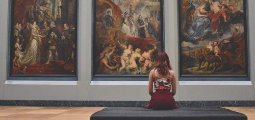 British Museum red art relaxation girl 故宮南院「日本美術之最 東京 九州博物館」特展,親子同遊享超值優惠!