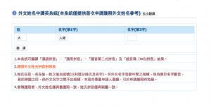 Common or Chinese Pinyin Conversion boca gov tw 兩岸銀行匯款大不易 帳戶姓名、地址拼音系統要注意(中譯英工具)